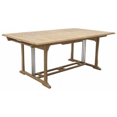 Iora Extendable Rectangle Table